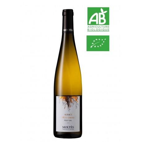 Alsace Terroir Pinot Gris Petits Grains 2018 BIO