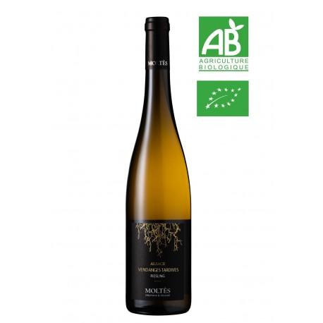 Alsace Vendanges Tardives Riesling 2015 BIO