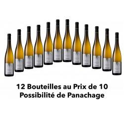 Offre d'hiver Grand Cru 12 bouteilles au prix de 10 !