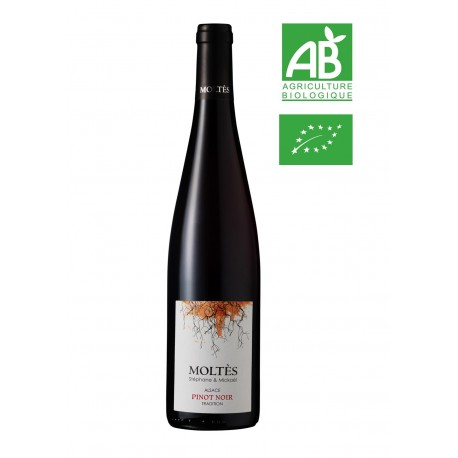 Alsace Tradition Pinot Noir Bio 2020 BIO